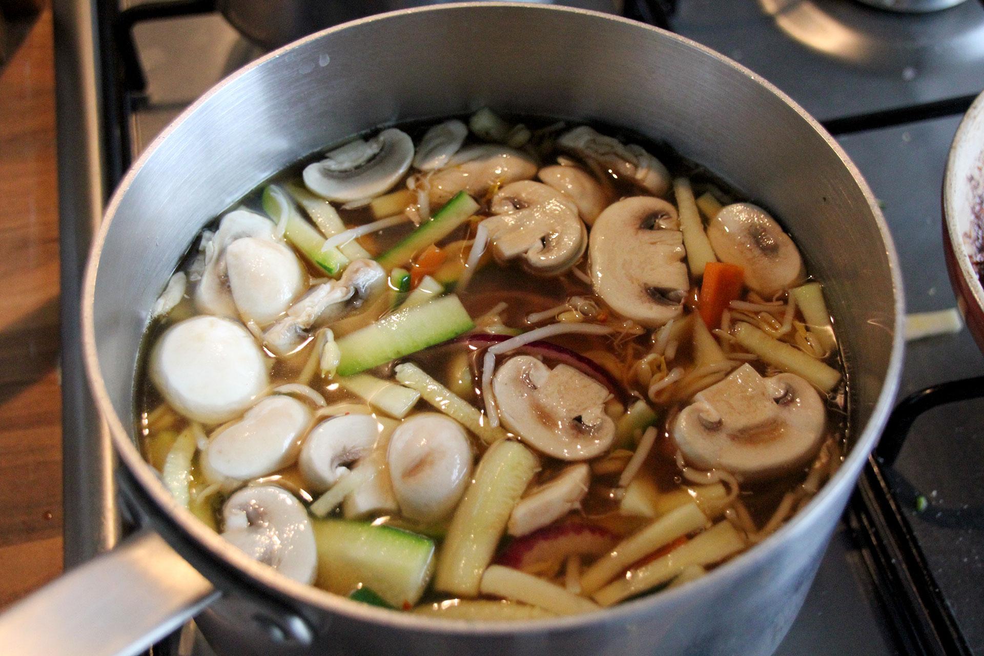 Boil your veg