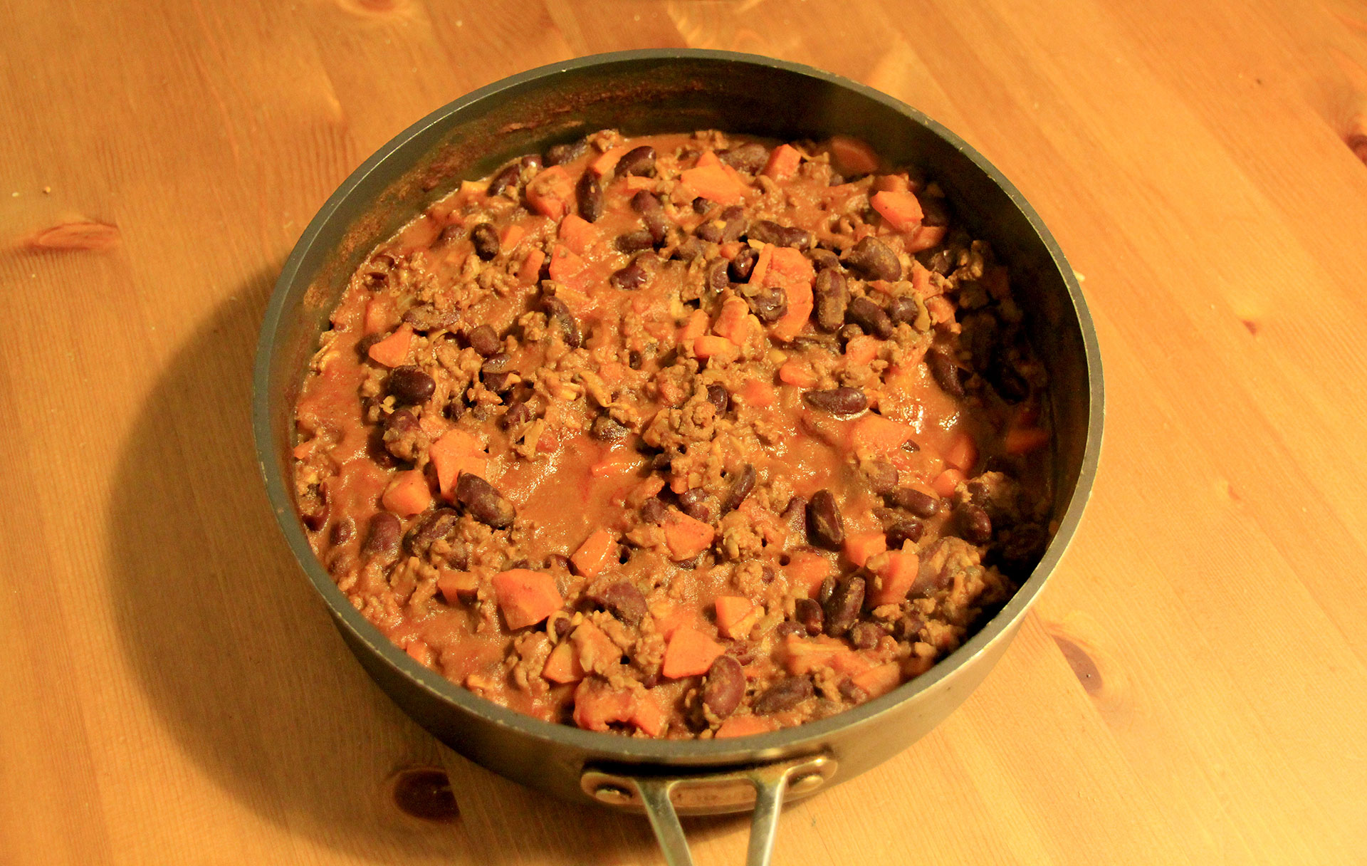 Cooked chilli