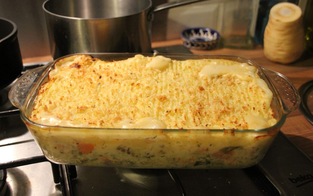 Jimmy's Fish Pie