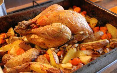 Jimmy's Sunday Roast Chicken