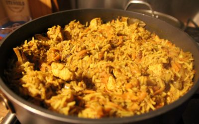 Jimmy's Chicken Biryani