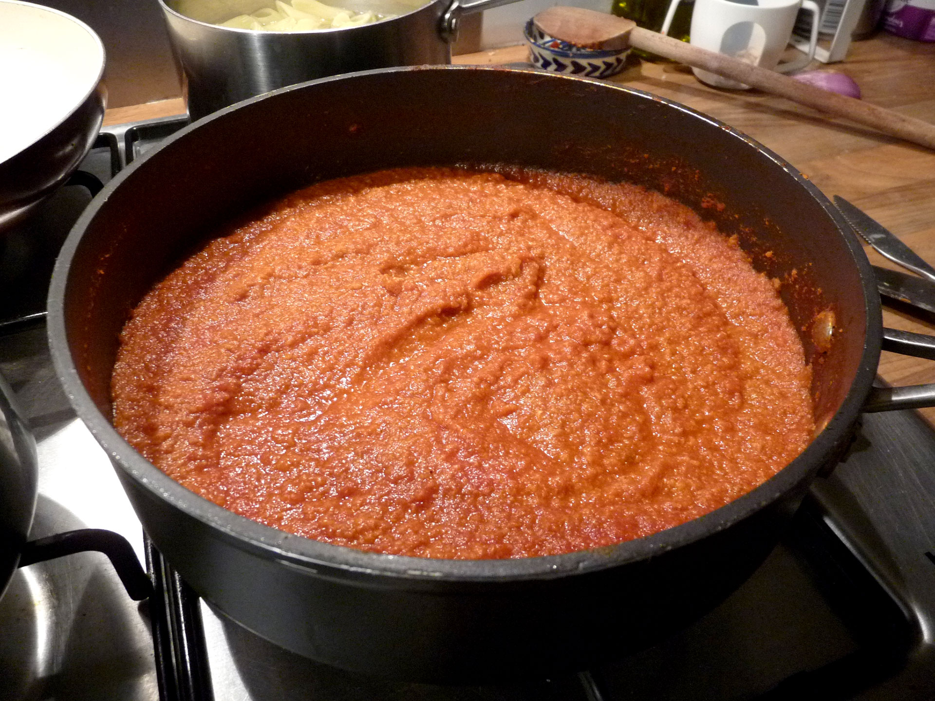 Ragu In A Pot